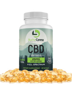 Full Spectrum CBD Capsules